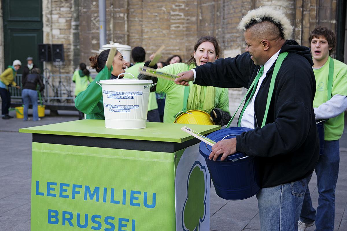 préparer une campagne de Sensibilisation en Belgique | Alternative event BXL